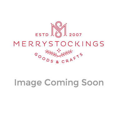 Needlepoint Christmas Stocking: Frosty