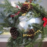 creative wreath